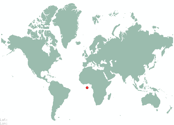 Awesome Port Of Spain In World Map